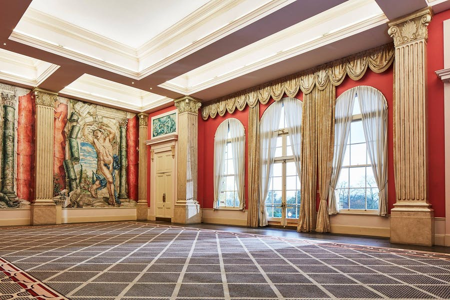 Photo of Londesborough Room at Alexandra Palace
