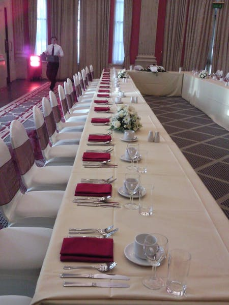 Photo of Londesborough Room at Alexandra Palace