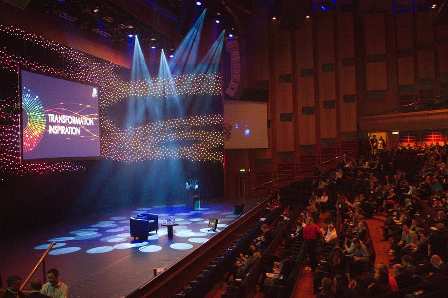 Photo of Barbican Hall at Barbican Centre