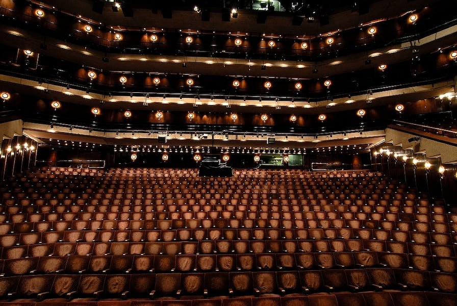Photo of Barbican Theatre at Barbican Centre
