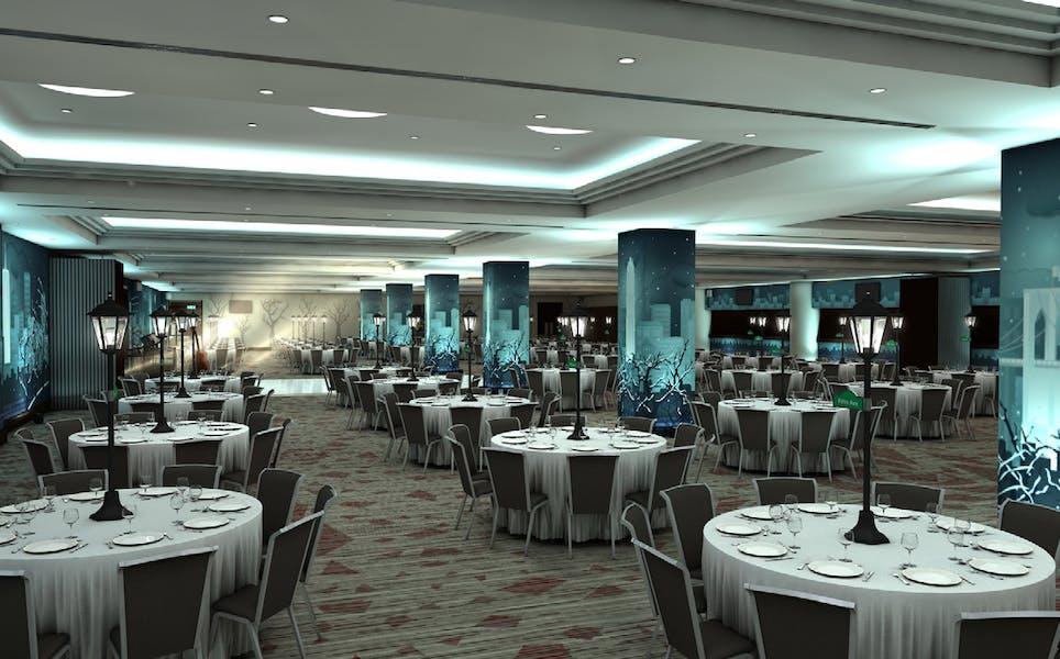 Photo of Rose Suite at Twickenham Stadium