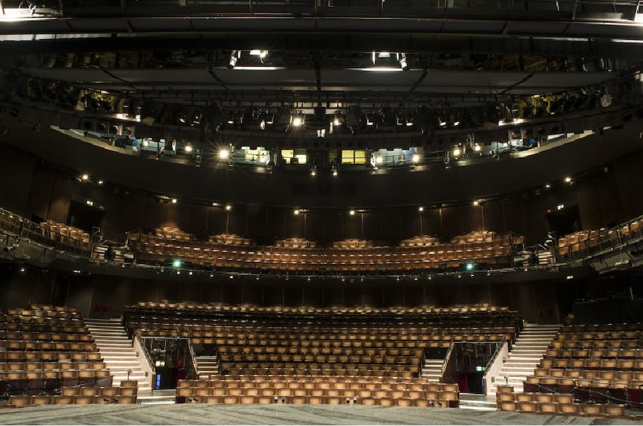 Photo of Auditorium at New London Theatre