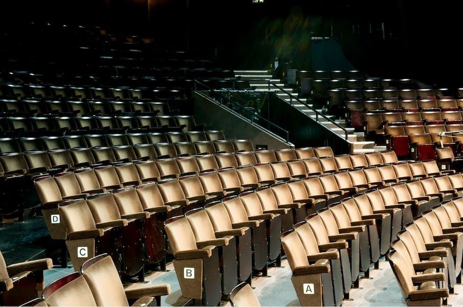 Photo of Auditorium at Gillian Lynne Theatre