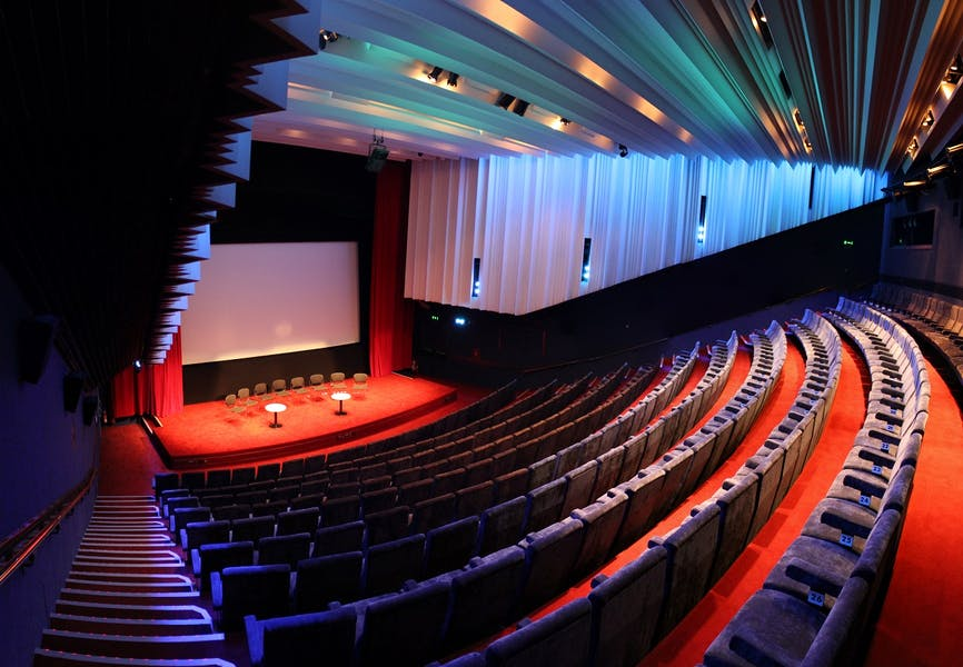 Photo of Cinema 1 at Barbican Centre