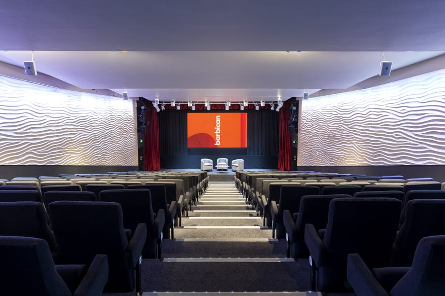 Photo of Frobisher Auditorium 2 at Barbican Centre