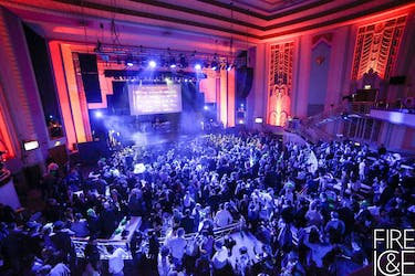 Hire Space - Venue hire Christmas Parties at Troxy