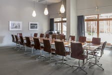 Photo of Frobisher Boardroom at Barbican Centre