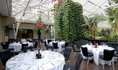 Conservatory Terrace at Barbican Centre