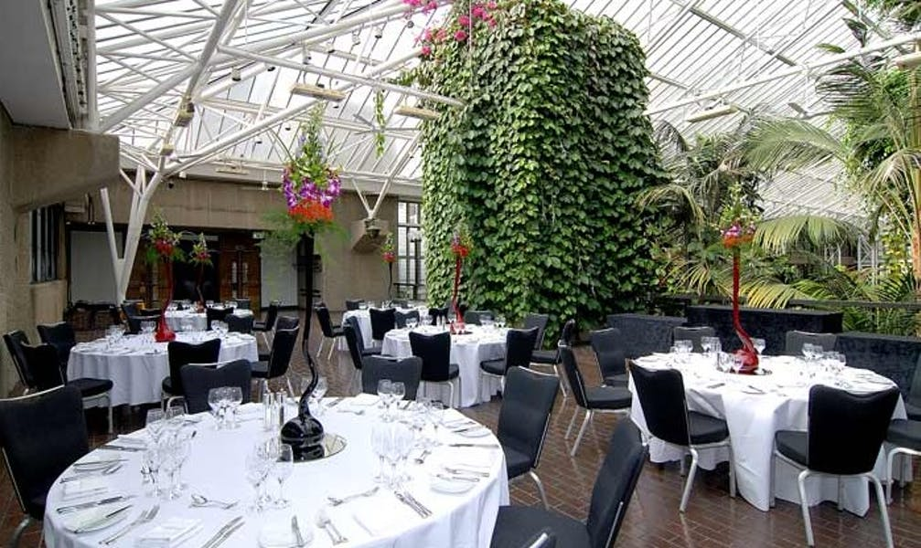 Photo of Conservatory Terrace at Barbican Centre