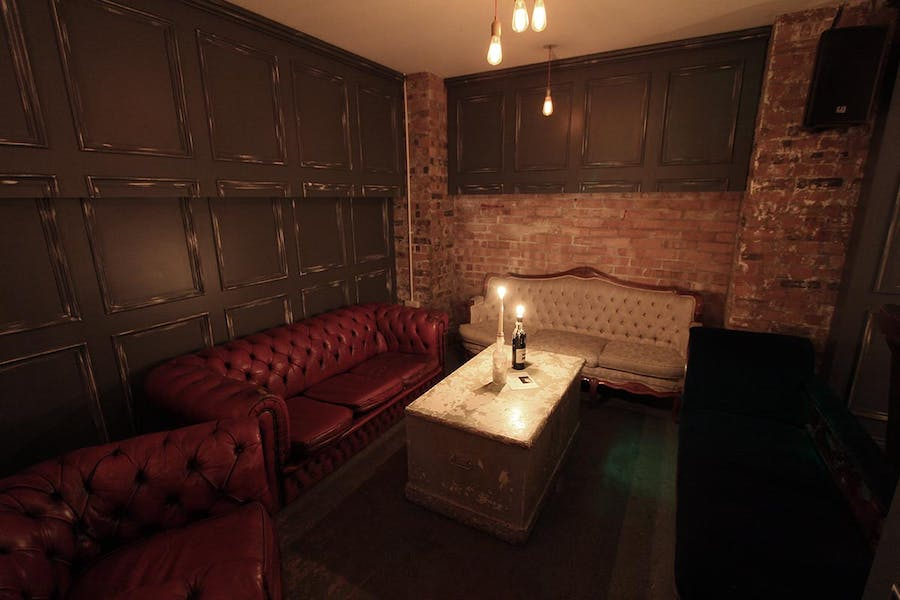 Photo of The Secret Bar at Looking Glass Cocktail Club
