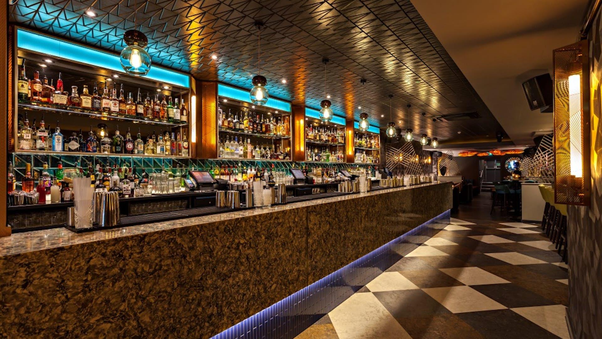 Main Bar Events Hire Dirty Martini Islington