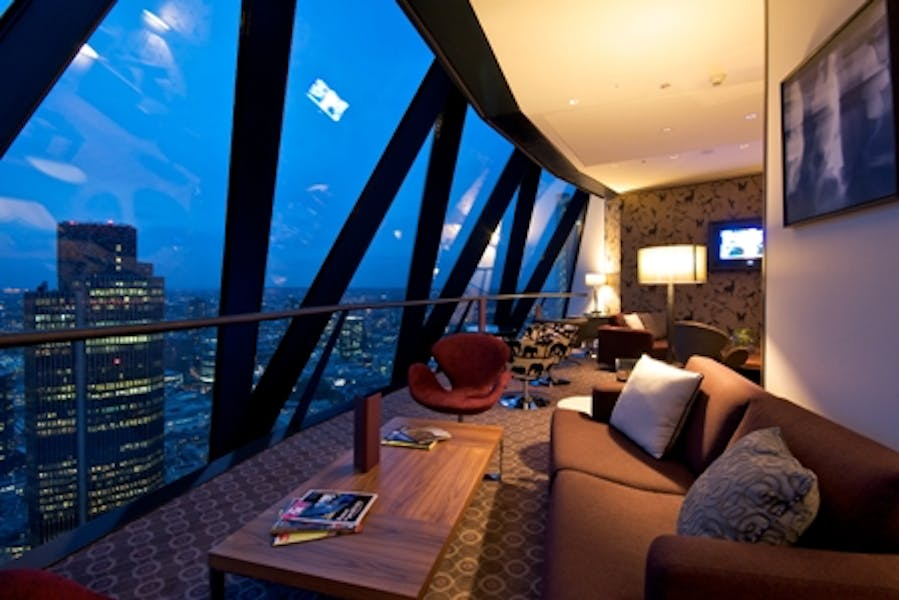 Photo of Sky Suite at Searcys at The Gherkin