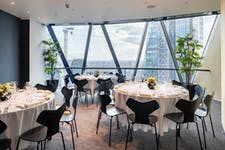 Photo of Stratus room or Alto room at Searcys at the Gherkin