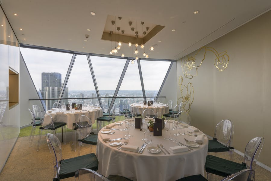 Photo of Perrier-Jouët Dining Room at Searcys at The Gherkin