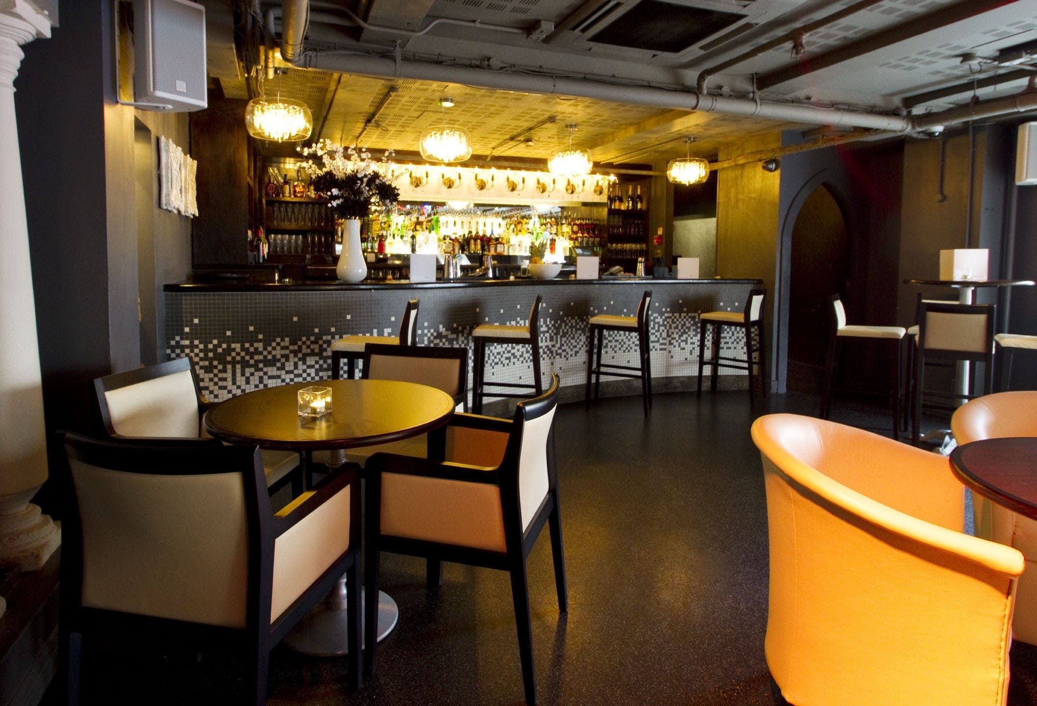 hire space venue hire cloud lounge at tiger tiger london