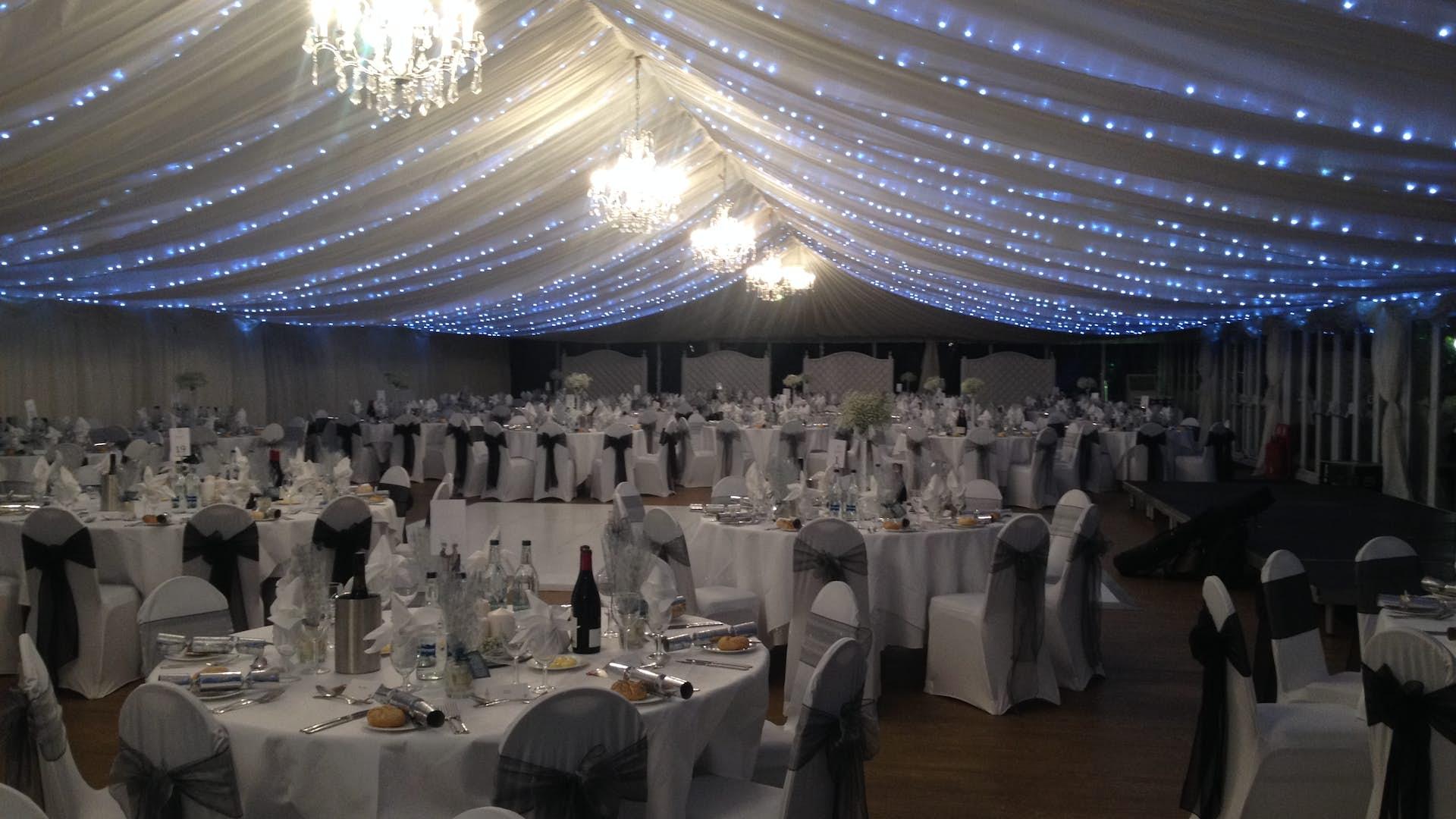 The Pavilion Events Hire Parklands Quendon Hall
