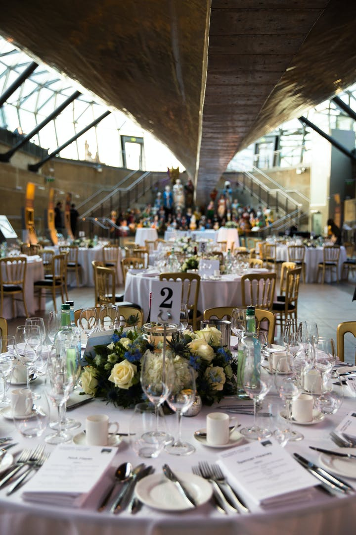 The Dry Berth Weddings Hire