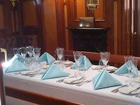 Hire Space - Venue hire Masters Saloon at Cutty Sark