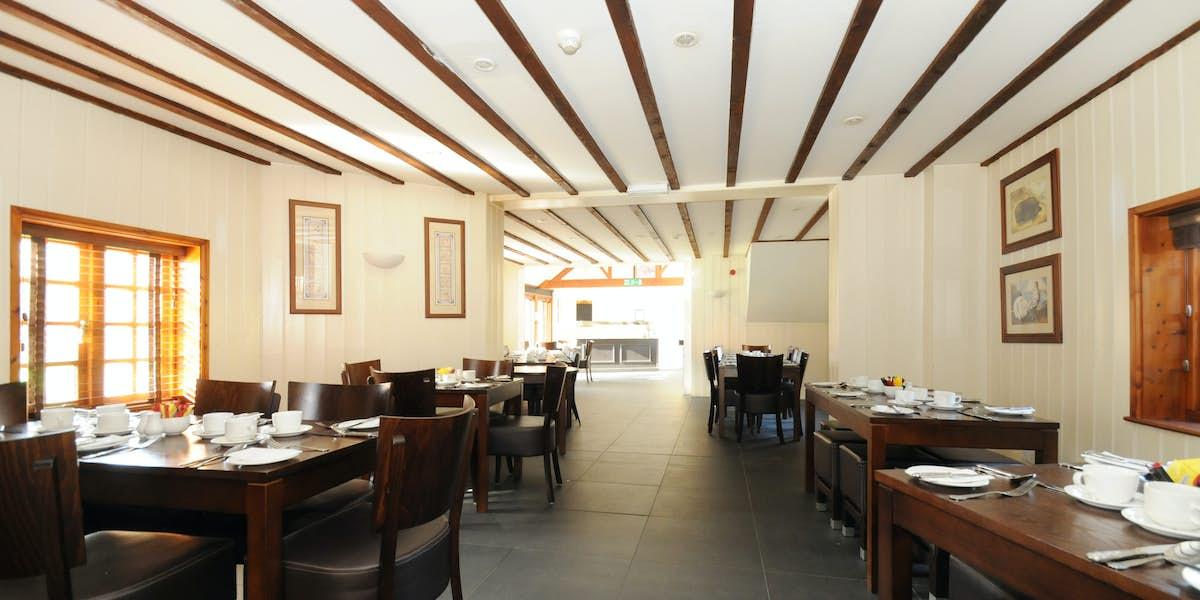 Warbrook House Restaurant Menu