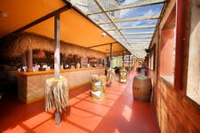 Hire Space - Venue hire Rum Rooftop (In the summer) / Alpine Lodge (In the winter) at Dinerama