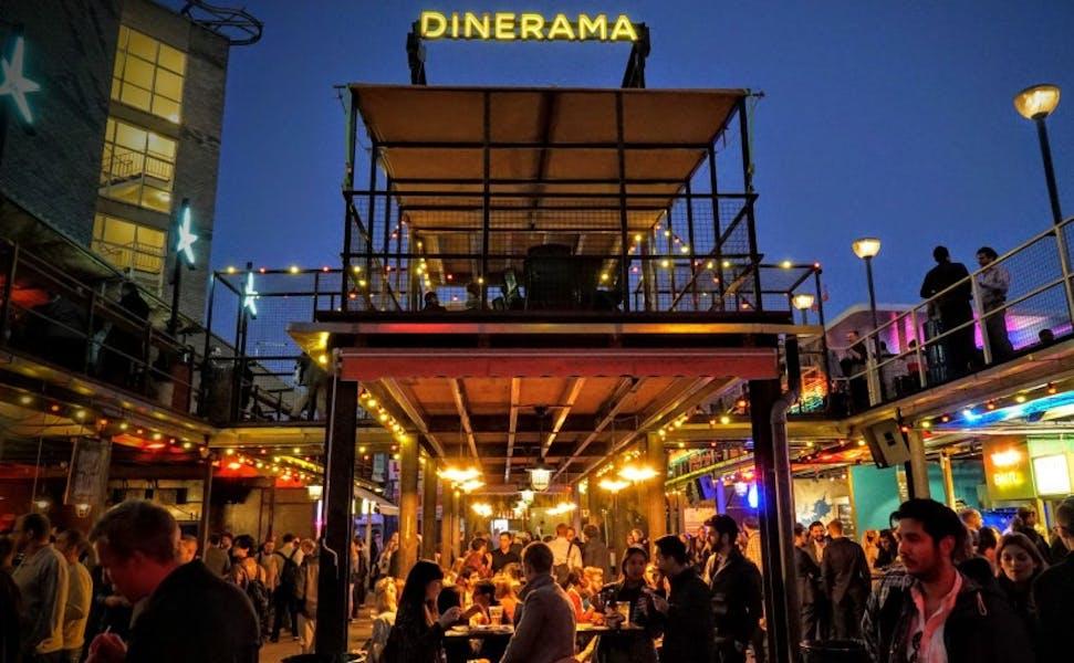 Photo of Mezzanine at Dinerama