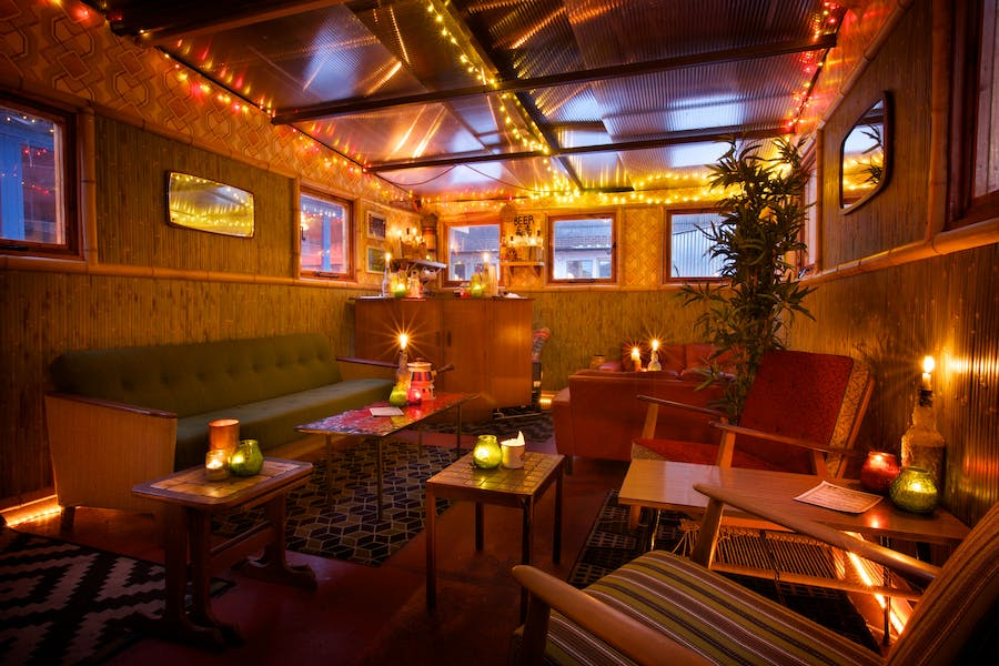 Photo of House of Bamboo at Dinerama