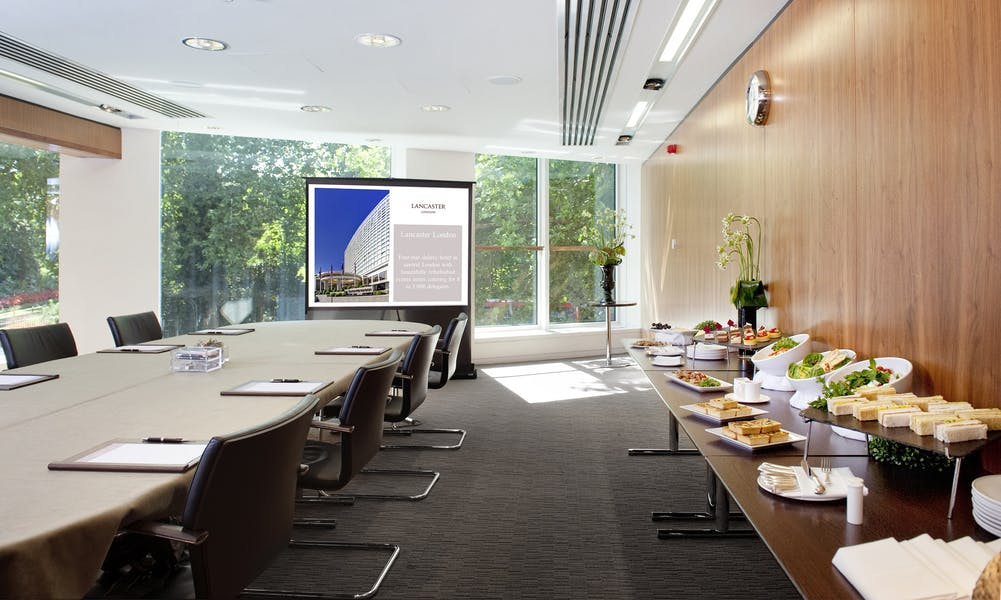 Photo of Boardroom at Royal Lancaster London