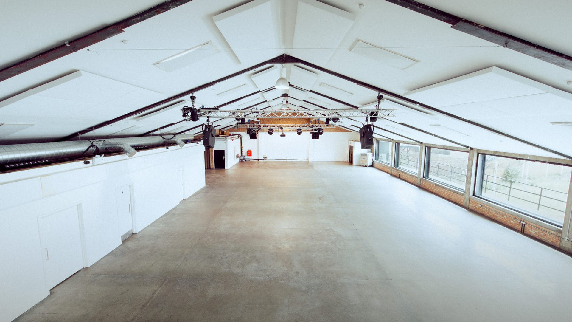 Whole Venue | Events Hire | Oval Space | Enquire Now