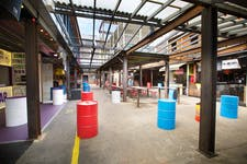 Hire Space - Venue hire The WHOLE Arena at Dinerama