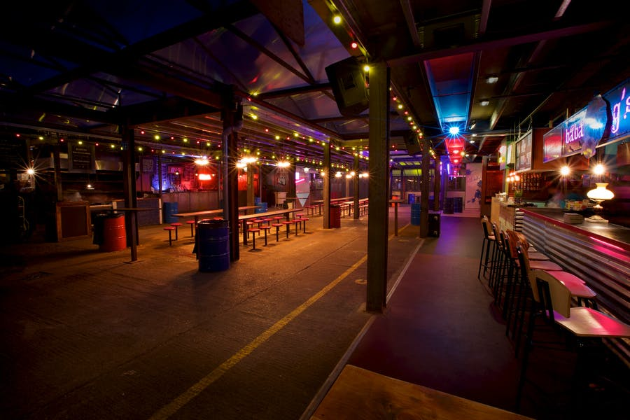 Photo of The Whole Arena at Dinerama