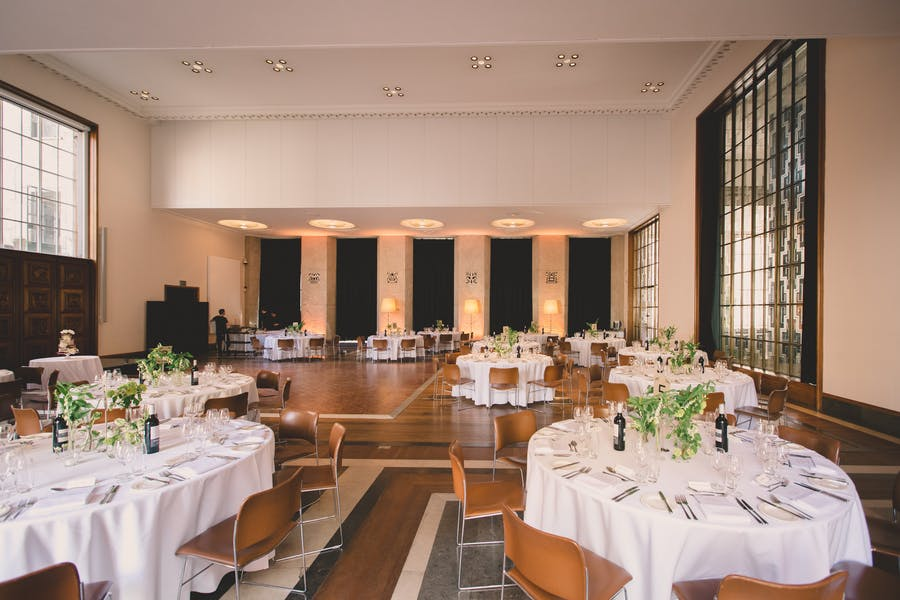 Photo of Florence Hall at The Royal Institute of British Architects (RIBA)