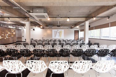 Hire Space - Venue hire The Ballroom at The Trampery Old Street
