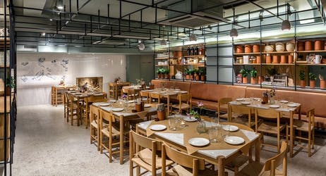 Hire Space - Venue hire Christmas Parties at OPSO