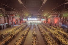 Hire Space - Venue hire The Cotton Sheds at Victoria Warehouse
