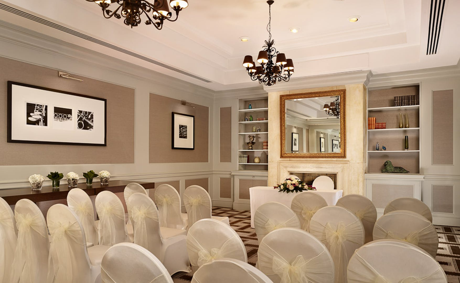 Drawing Room Business Hire Hyatt Regency Birmingham