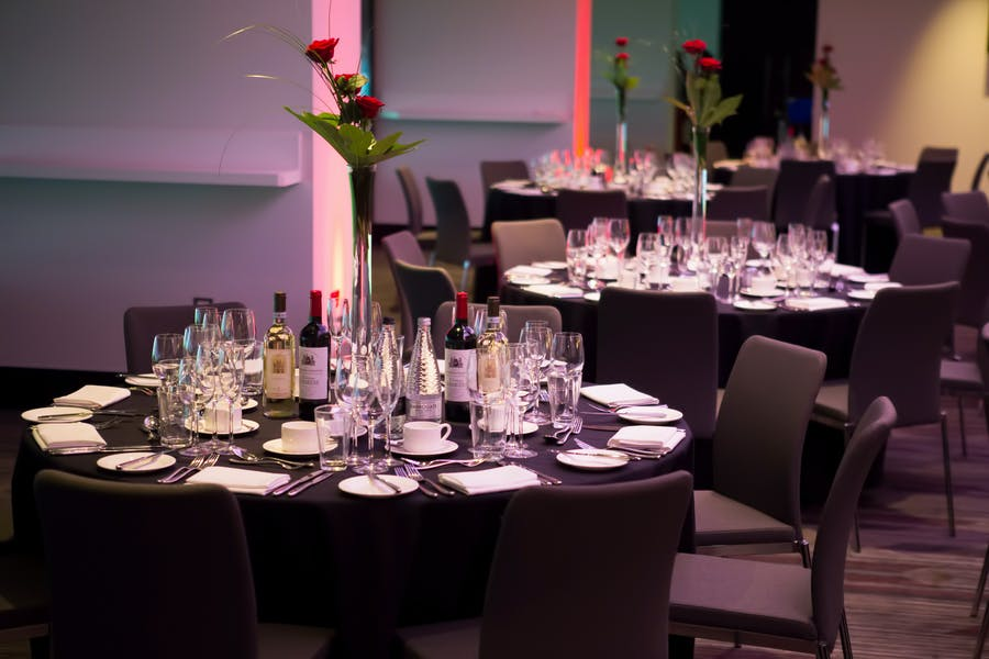 Photo of Member's Lounge at Twickenham Stadium