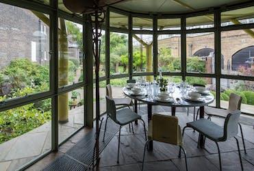 Hire Space - Venue hire Garden Atrium at Geffrye Museum