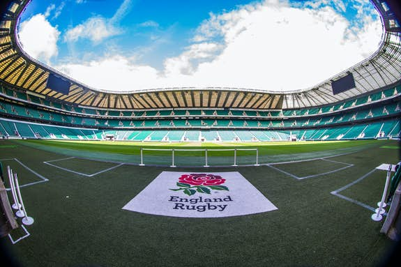 Summer at Twickenham Stadium
