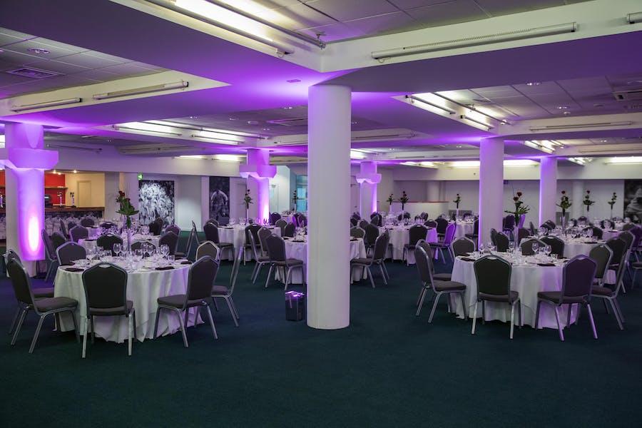 Photo of Carling Room at Twickenham Stadium