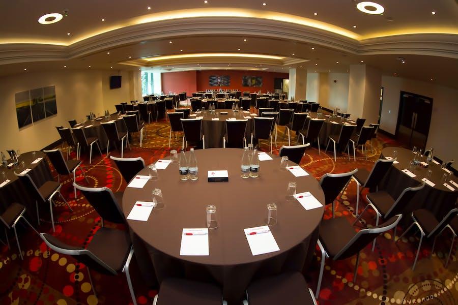 Photo of Elgar Suite at Twickenham Stadium
