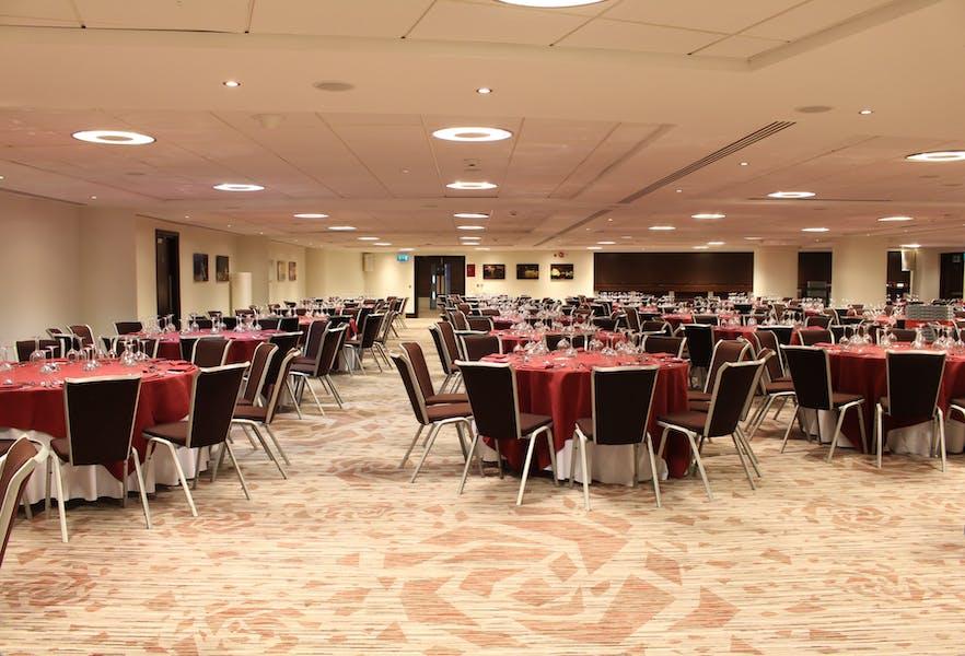 Photo of Nightingale Suite at Twickenham Stadium