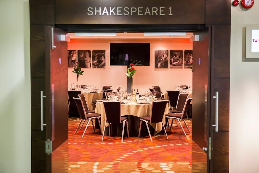 Photo of Shakespeare Suite at Twickenham Stadium