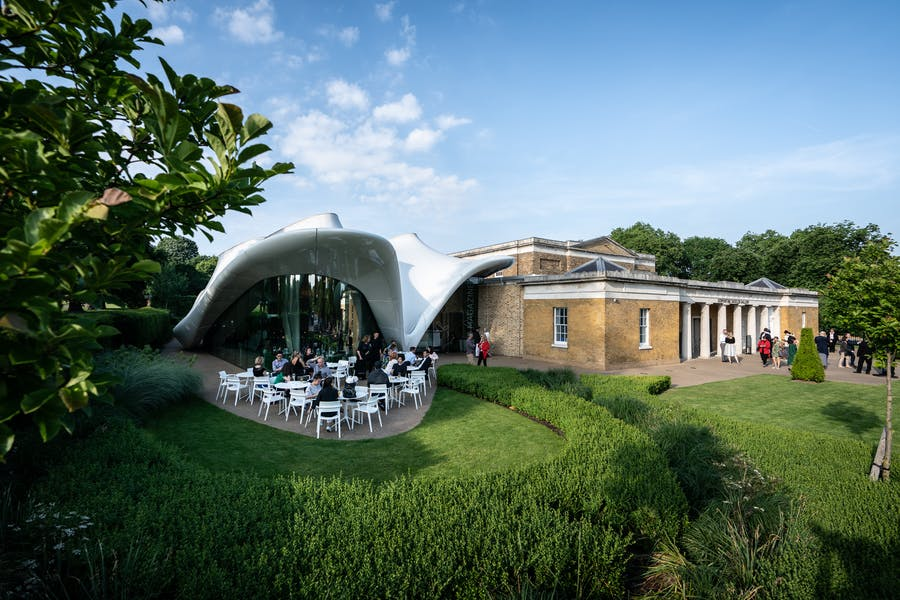 Photo of Whole site at The Serpentine Galleries