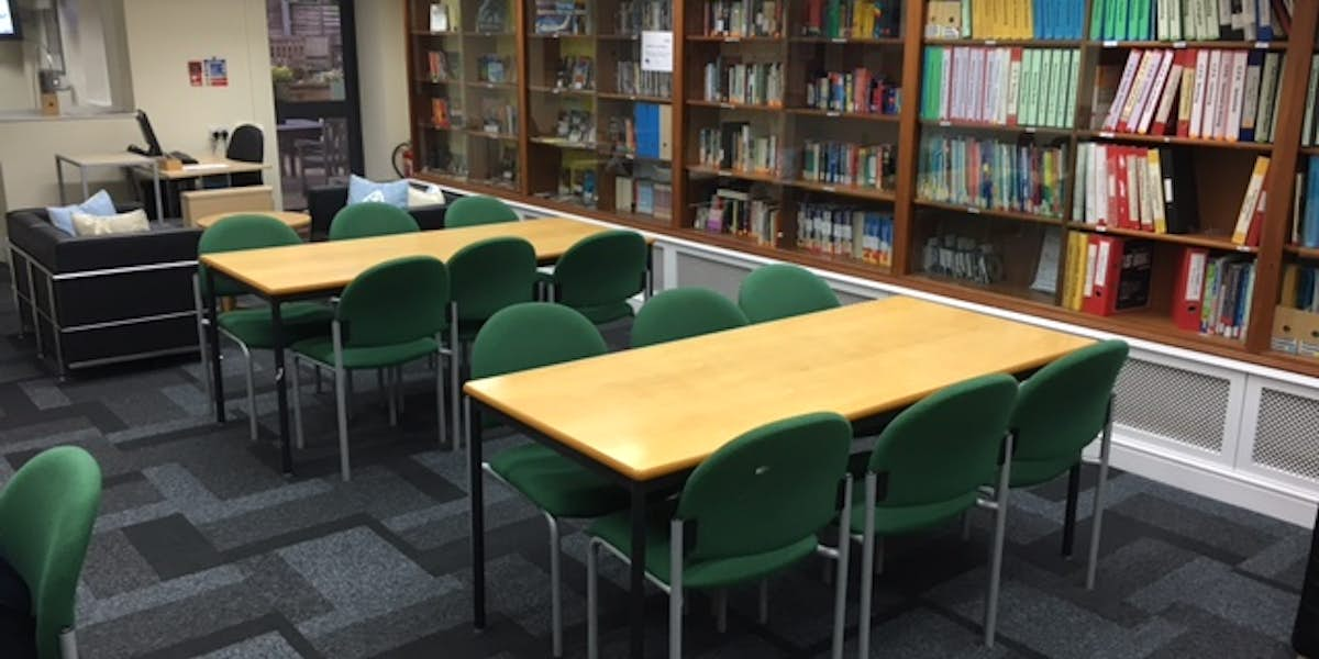 Jubilee Library Room Hire