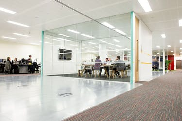 Hire Space - Venue hire Howard Hughes at Runway East Moorgate