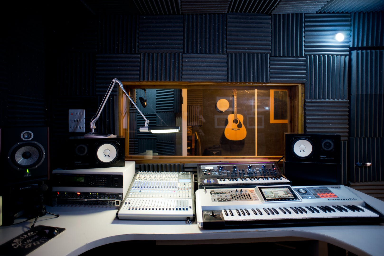 the recording studio as a creative Welcome to creative audio productions we are a full service voiceover recording studio specializing in telephone message on hold productions and audio books we also do audio transfers to cd and vhs, along with 8mm and 16mm movie film, to dvd.