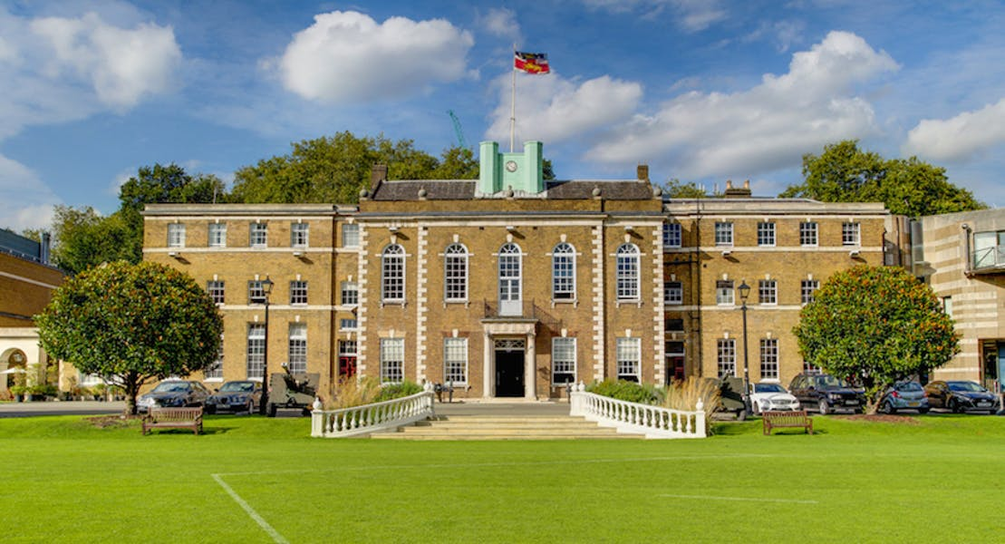 Photo of Artillery Garden at The HAC (Honourable Artillery Company)