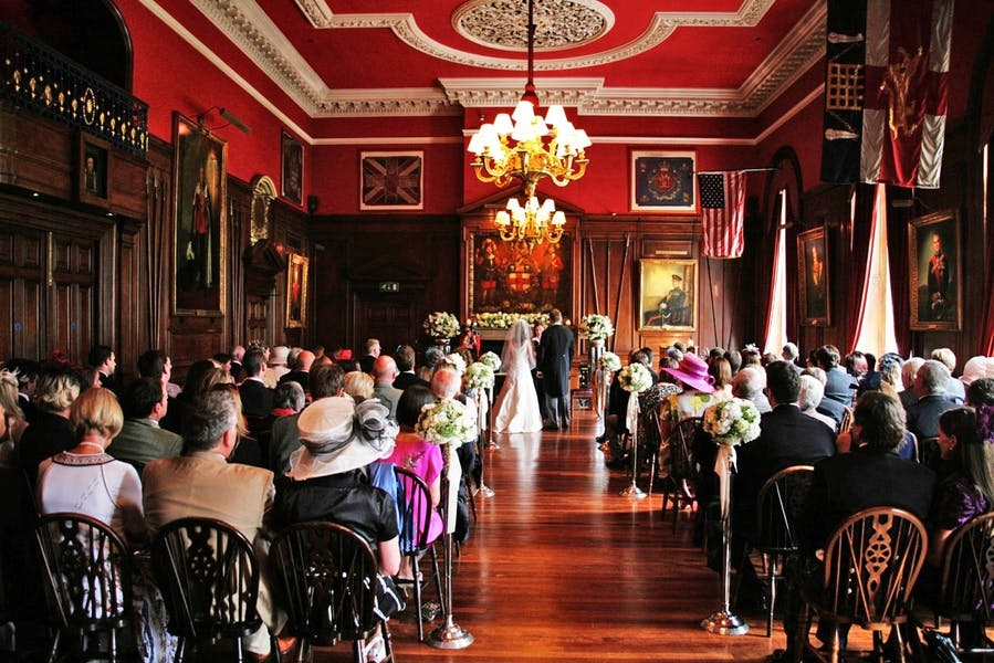 Photo of The Long Room at The HAC (Honourable Artillery Company)