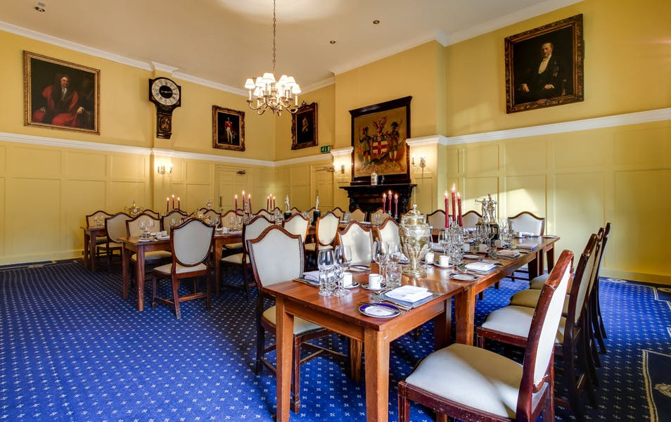 Photo of Queen's Room at The HAC (Honourable Artillery Company)