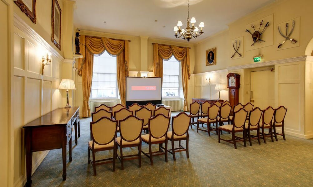 Photo of Ante Room at The HAC (Honourable Artillery Company)